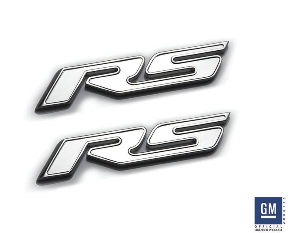 Chevrolet Camaro Defenderworx Billet Rs Logo Gm Licensed