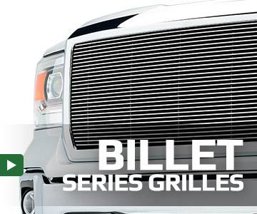 Billet Series Grilles