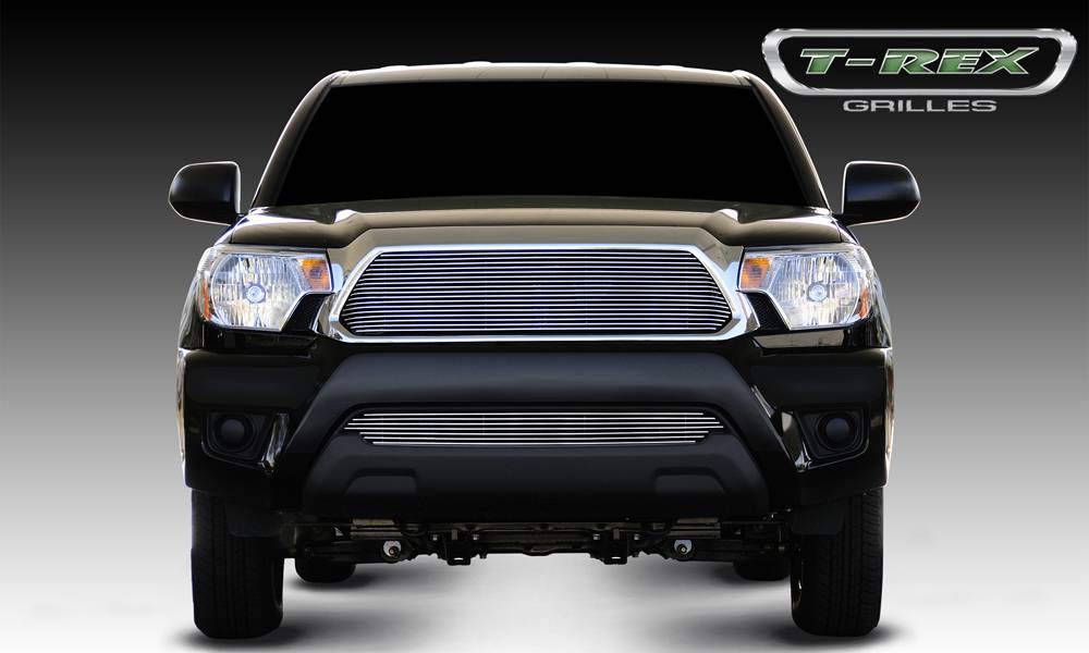 Toyota tacoma billet grille insert pt 20938 - Grilles indiciaires fpt 2015 ...
