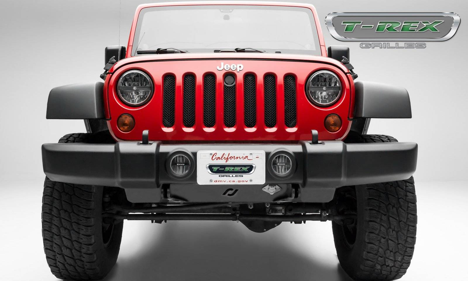 new jeep wrangler grille available
