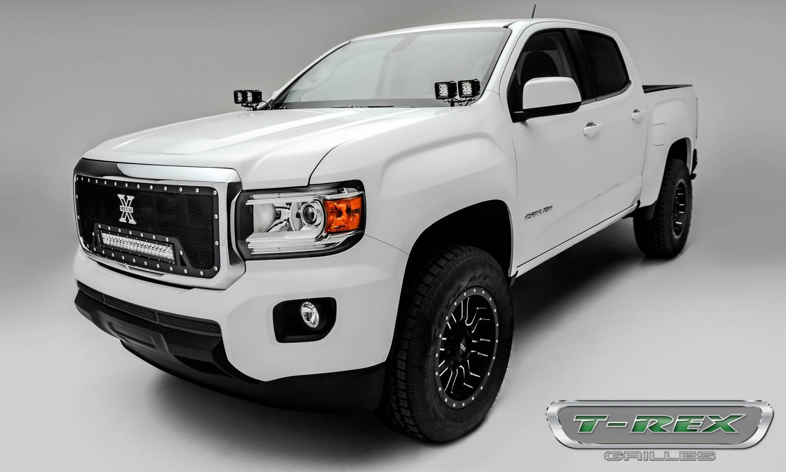 "GMC Canyon Torch Main Grille Insert, w/ (1) 20"" LED Light ..."