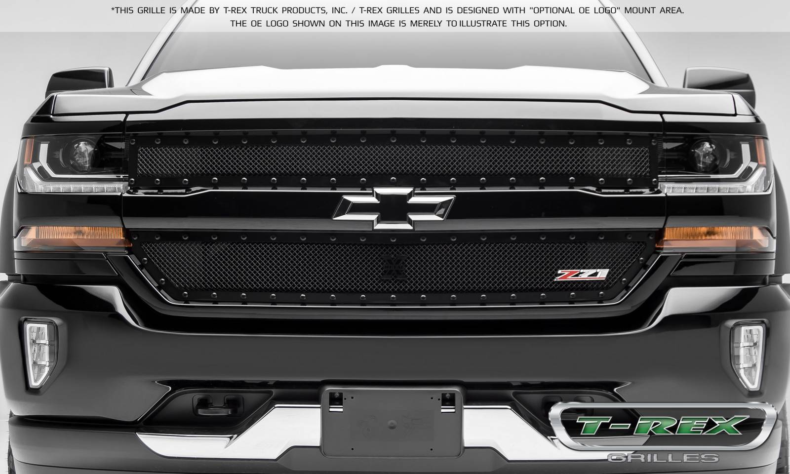 New Grille Options For The Chevrolet Silverado 1500