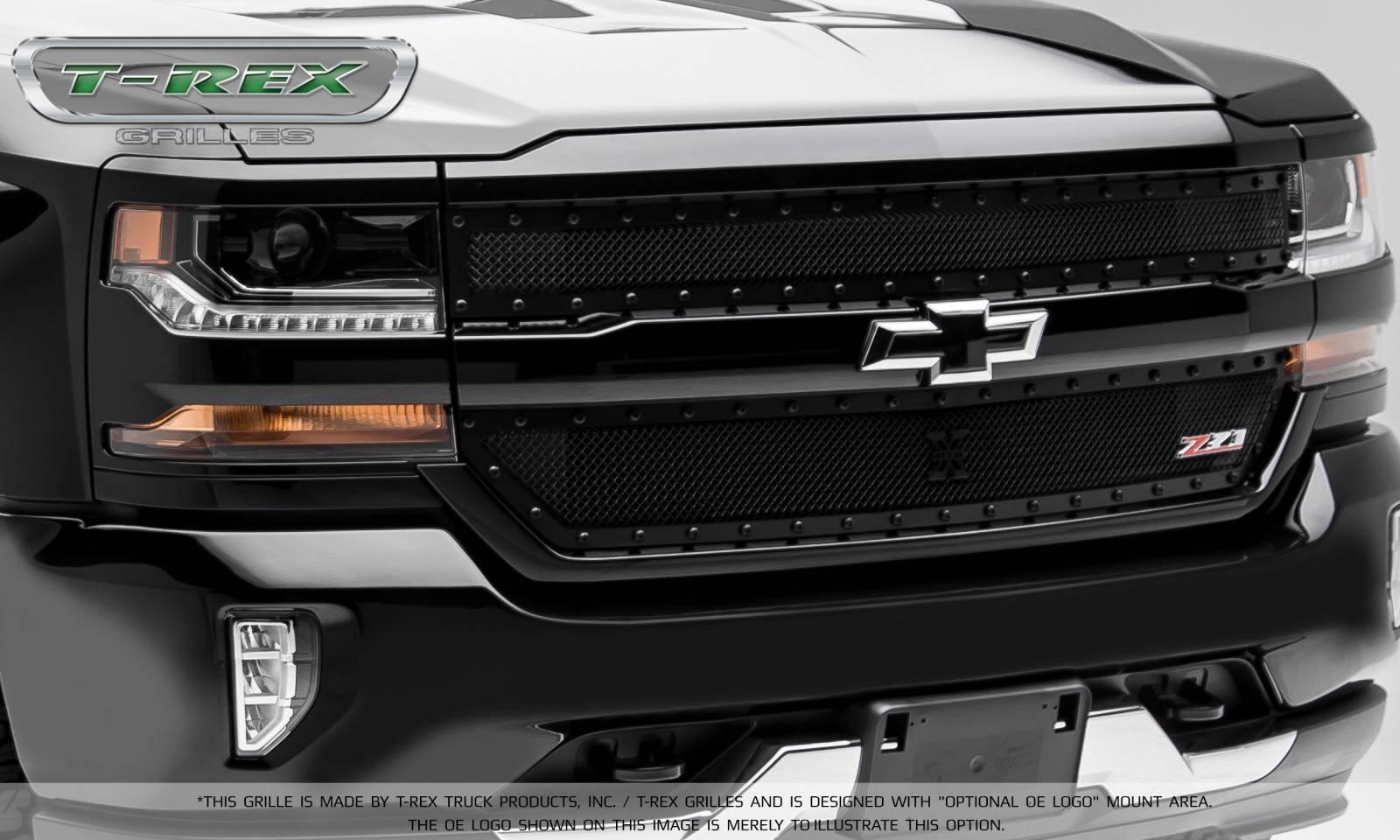 Chevrolet Silverado 1500 X-METAL Series, STEALTH METAL ...