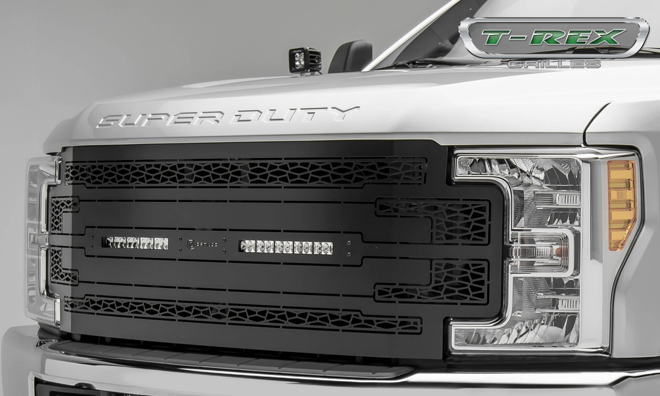 Bold New 2017 Ford Super Duty Grilles Now Available From T ...