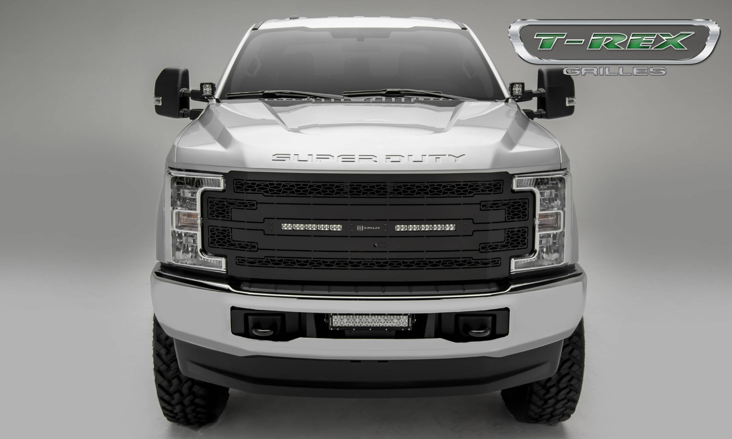 Bold New 2017 Ford Super Duty Grilles Now Available From T