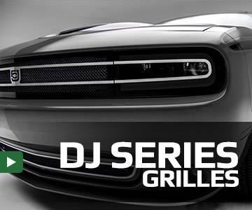 DJ Series Grilles