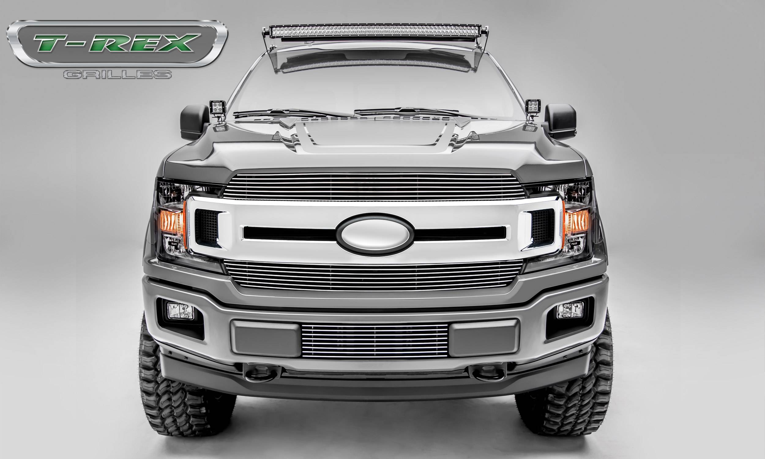 T Rex Grilles Ford F 150 Billet Series