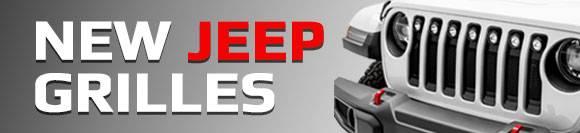Jeep Wrangler JL Grilles