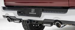 Rear Bumper LED Mounts