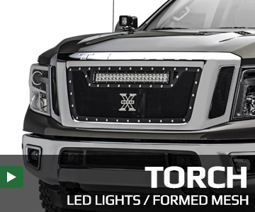 LED Grilles - Torch Series Grilles