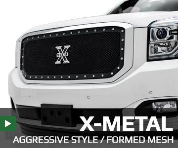 X-Metal Series Grilles