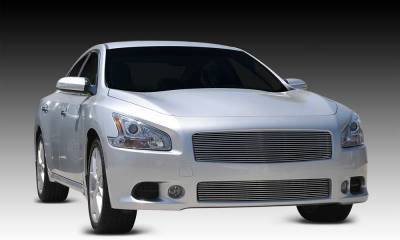 T-REX Grilles - Nissan Maxima Billet Grille Insert - Replaces Factory Grille Shell - Pt # 20758
