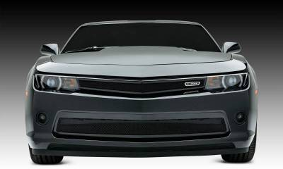 T-REX Grilles - 2014-2015 Camaro Upper Class Grille, Black, 1 Pc, Replacement - PN #51033