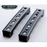 T-REX Grilles - GMC Sierra X-Metal Baja Bars for 6712051 X-Metal Grille pr - Pt # 6452051