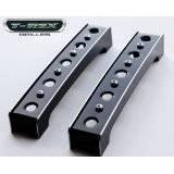 T-REX Grilles - Nissan Titan X-Metal Baja Bars for 6717791 X-Metal Grille pr - Pt # 6457791