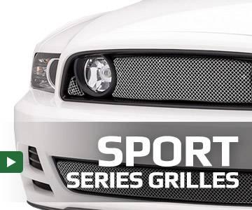 Sport Series Grilles