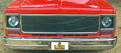 Chevrolet Chevy/GMC PU Billet Grille Insert - Pt # 20005