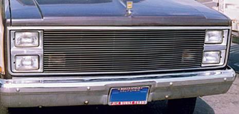 T-REX Chevrolet Chevy/GMC PU Billet Grille Insert 20 Bars - Pt # 20015