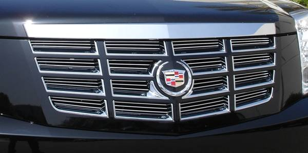 Cadillac Escalade, EXT, ESV Billet Grille Insert - Replaces factory Mesh in Each opening. - Pt # 20194