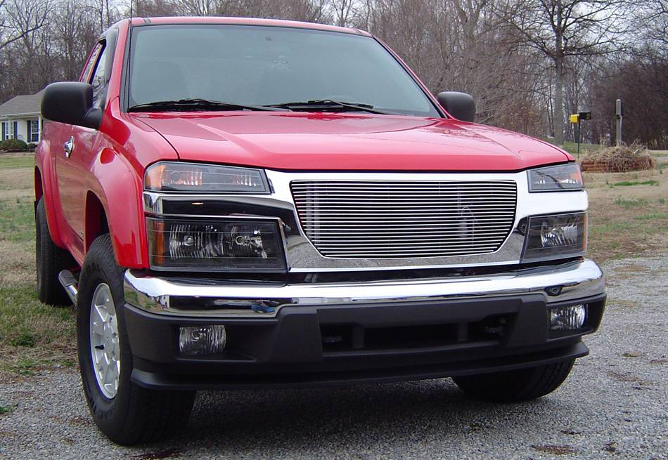 GMC Canyon Billet Grille Insert 21 Bars - Pt # 20370