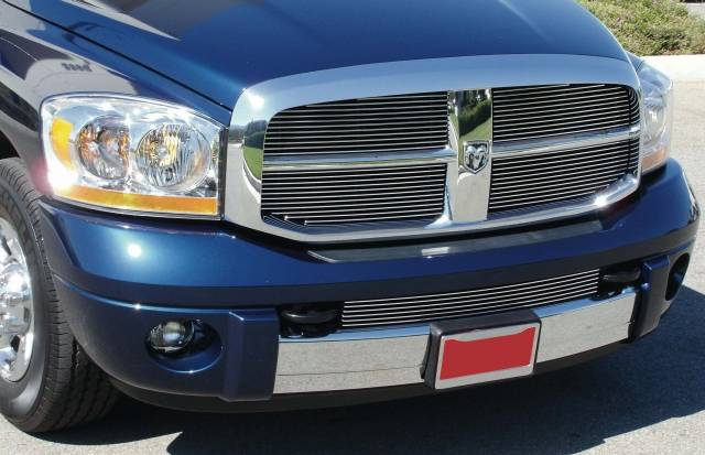 T-REX Grilles - Dodge Billet Grille, Polished, 4 Pc, Insert - PN #20467