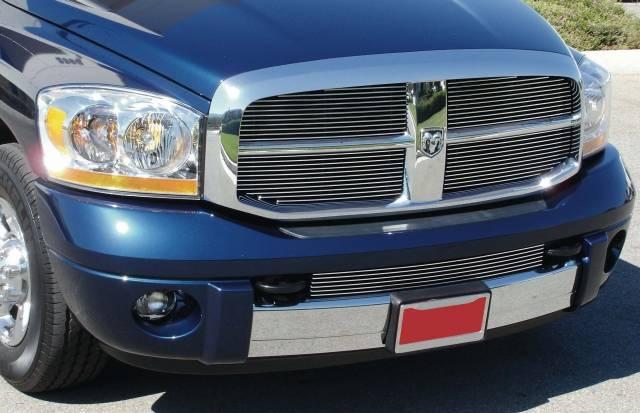 T-REX Dodge Ram PU Billet Grille Insert - 4 Pc - Pt # 20467