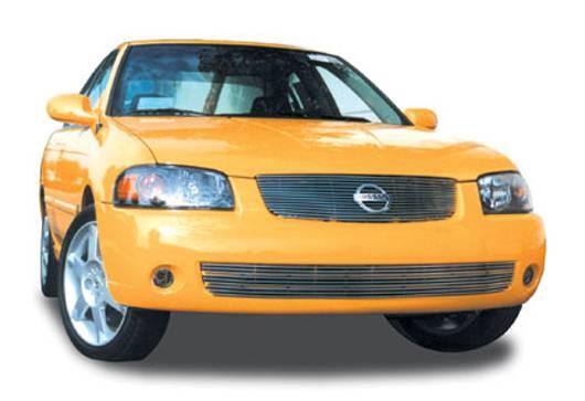 T-REX Grilles - Nissan Sentra All Models Billet Grille Insert 14 Bars - Pt # 20753