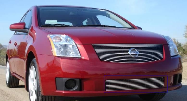 T-REX Nissan Sentra S,SE, SL, FE Billet Insert - Pt # 20759