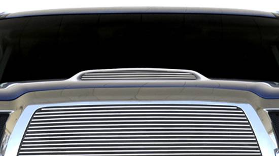 T-REX Grilles - 2005-2010 Tacoma, 06-09 4Runner Sport Billet Hood Scoop, Polished, 1 Pc, Bolt-On - PN #20897