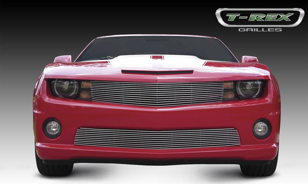 T-REX Chevrolet Camaro ALL Billet Grille - OE Bowtie can be re-installed Optional - Pt # 21027