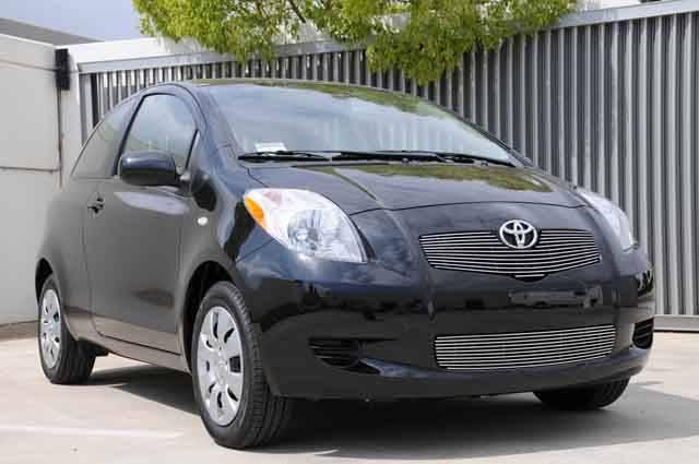 T-REX Grilles - Toyota Yaris Hatchback Billet Grille - Pt # 21926