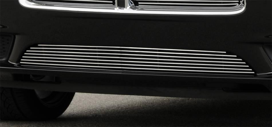 T-REX Dodge Charger Bumper Billet Grille - Pt # 25442