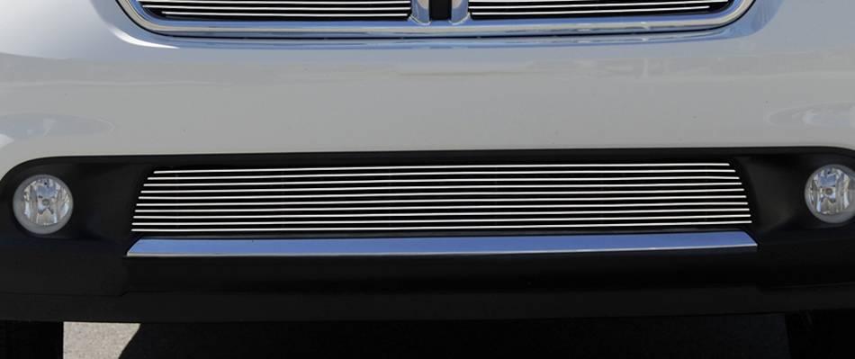 Dodge Durango Bumper Billet Grille - Pt # 25492