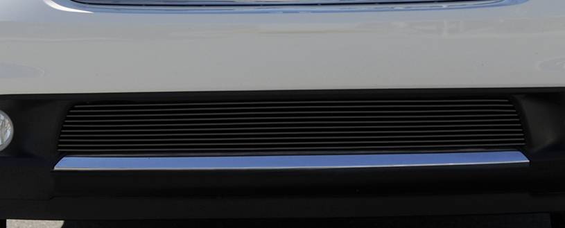T-REX Dodge Durango Bumper Billet Grille - All Black - Pt # 25492B
