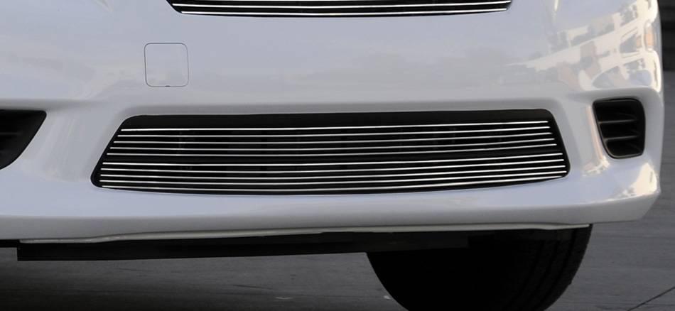 T-REX Grilles - Nissan Versa Sedan Bumper Billet Grille Insert - Pt # 25775