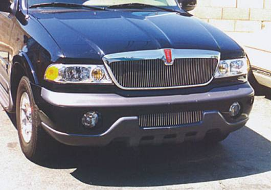 Lincoln Navigator VERTICAL Billet Grille Insert 56 Bars - Pt # 30692