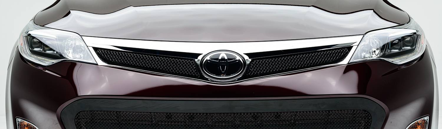 T-REX Toyota Avalon Sport Series Formed Mesh Grille - All Black - Pt # 46910