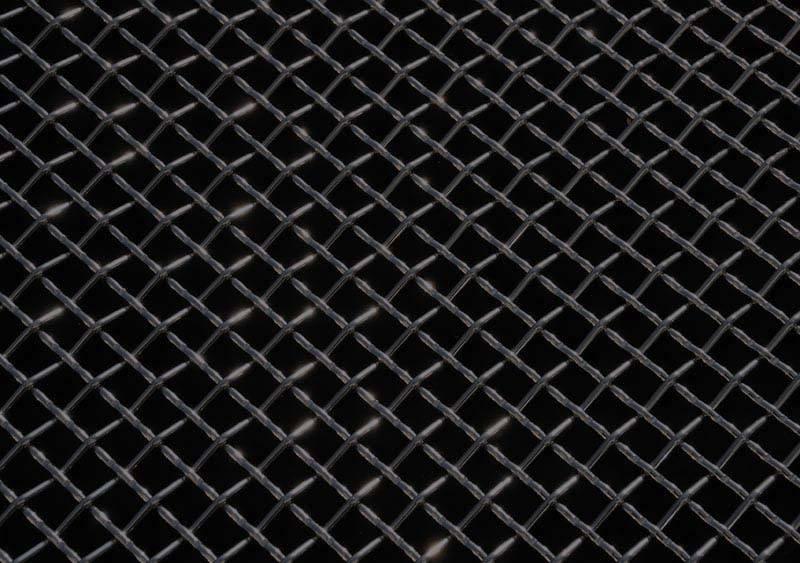 T-REX Grilles - Universal Wire Mesh, Black, 1 Pc, Insert - PN #51009