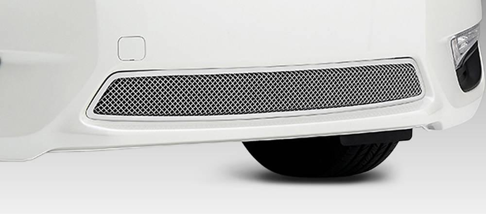 T-REX Nissan Altima 2.5 S Upper Class Stainless Mesh Bumper - Pt # 55768