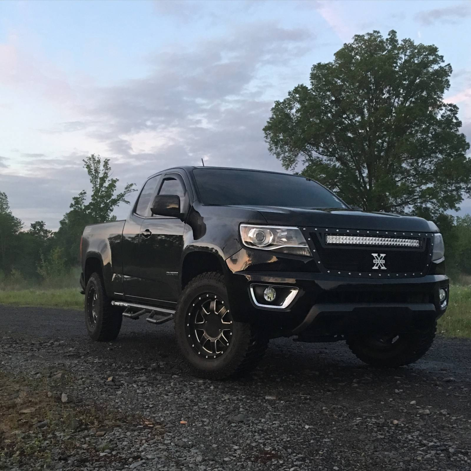 2015 Chevy Colorado Z71