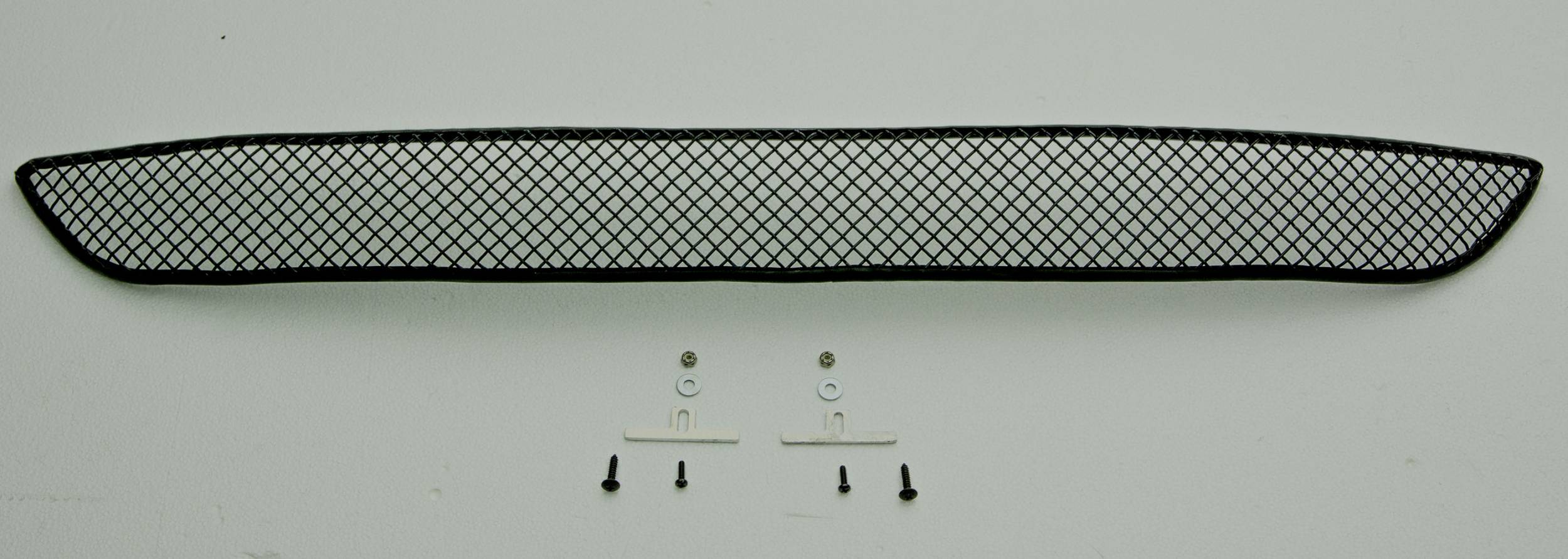T-REX Grilles - 2011-2013 Chrysler 300, Sport Series, Formed Mesh Bumper Grille, Overlay, 1 Pc, Black for Australian Model - PN# 47435