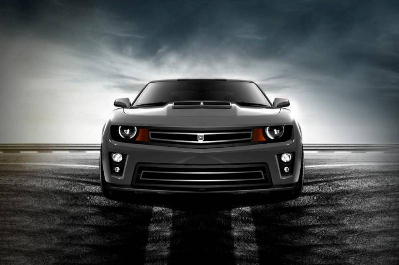 T-REX Grilles - Camaro (All) Urban Edition Primary Grille - PN# DJ1202-10