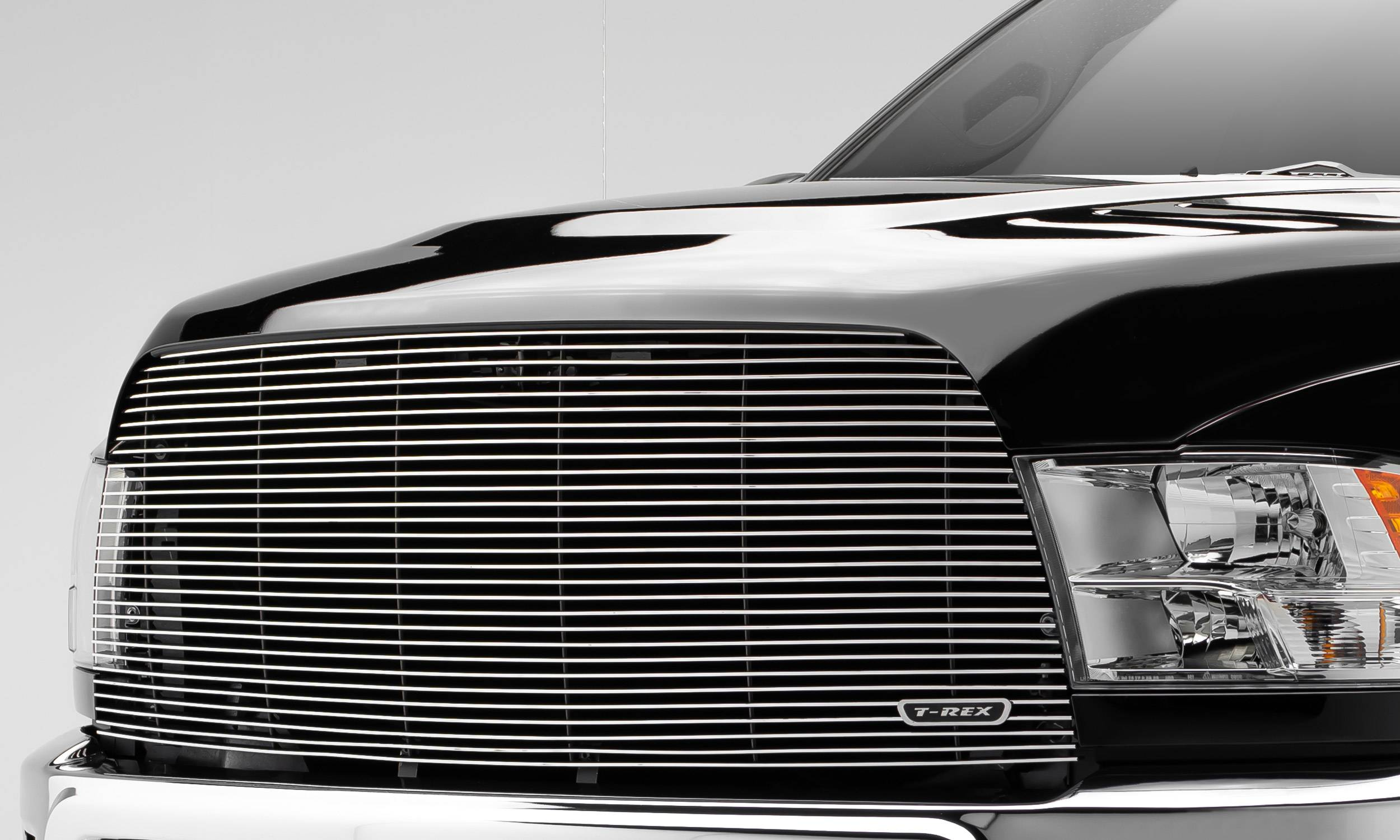T-REX Grilles - 2013-2018 Ram 2500, 3500 Billet Grille, Polished, 1 Pc, Replacement - PN #20452