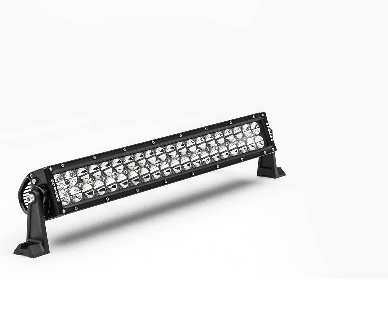 ZROADZ - 20 Inch LED Straight Double Row Light Bar - PN #Z30BC14W120