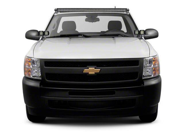 ZROADZ OFF ROAD PRODUCTS - 2007-2013 Silverado, Sierra 1500 Front Roof LED Kit with (1) 50 Inch LED Curved Double Row Light Bar - PN #Z332051-KIT-C
