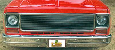 Billet Series Grilles - T-REX Chevrolet Chevy/GMC PU Billet Grille Insert - Pt # 20005