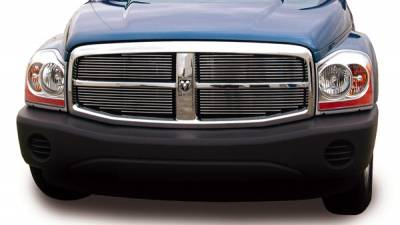 Clearance - Dodge Durango Billet Grille Insert - 4 Pc 9 Bars Each - Pt # 20425