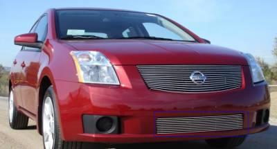 Billet Series Grilles - Nissan Sentra S,SE, SL, FE Billet Insert - Pt # 20759