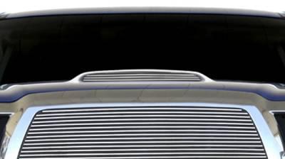 Billet Series Grilles - Toyota 4Runner Sport Ed. Billet Hood Scoop Insert - 1 Pc 4 Bars - Pt # 20897
