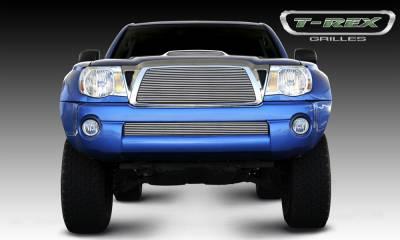 Billet Series Grilles - T-REX Toyota Tacoma Billet Grille Insert 20 Bars - Pt # 20936